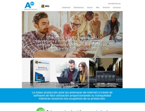 Web Altas Data Security