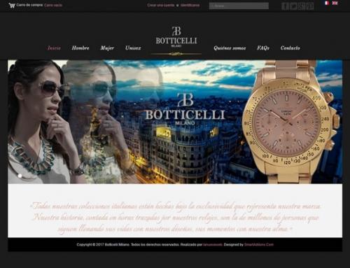 Web botticelli