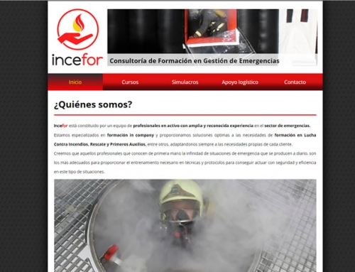 Web Incefor